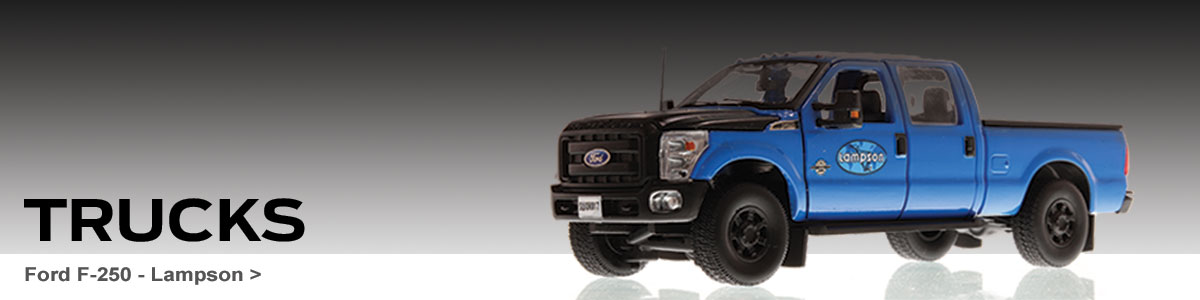 Shop the full line of diecast scale model trucks by Weiss Brothers. Call 1.800.847.1390