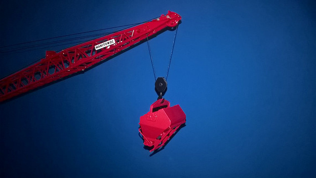 How 3D Printing Can Boost Your Model Crane Collection - Weiss